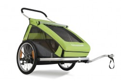 Croozer Kid for 2 2015 Green